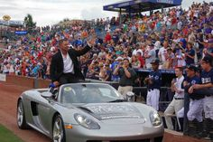 Chipper Jones comes back to Durham to retire his number at the Durham Bulls Athletic Park