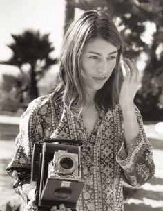 Sofia Coppola intrigues me like no other.