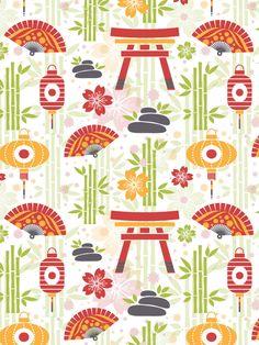 Create a Gentle Flat Oriental Pattern in Adobe Illustator - Tuts+ Design & Illustration Tutorial