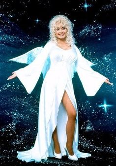 Unlikely Angel - Movie, A dead country singer (Dolly Parton) seeks to get into heaven by uniting a troubled family during the holidays.