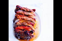 Živáňská pečeně z krkovice Ratatouille, Ethnic Recipes, Food, Essen, Meals, Yemek, Eten