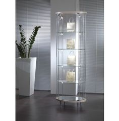 Glass showcase, for shops and living rooms Showcase Cabinet, Glass Showcase, Shops, Clinic Design, Ad Hoc, Led, Bathroom Medicine Cabinet, Tall Cabinet Storage, Shopping