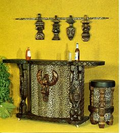 The Jungle-style Thread - Pop Culture Iconography of the Dark Continent -- Tiki Central