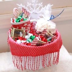 120 DIY Christmas Gift Baskets - /cdn-cgi/l/email-protection /cdn-cgi/l/email-protection Trending Christmas Gifts, Easy Diy Christmas Gifts, Christmas Gift Baskets, Diy Gifts For Kids, Christmas Gift Decorations, Gifts For Family, Holiday Gifts, Wedding Decorations, Kids Gift Baskets