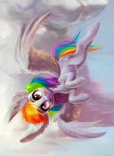 RainbowDash by LocksTO on DeviantArt