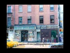 South Street Seaport!  Video showing past and present!