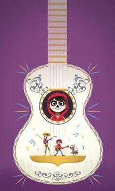 Hector's guitar