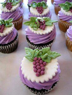 Cupcakes 1 era Comunión