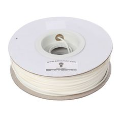 SainSmart 3mm ABS PLA 3D Filament 1kg/2.2lb for 3D Printers Reprap, MakerBot Replicator 2, Afinia, Solidoodle 2, Printrbot LC, Mendel, MakerGear M2 and UP (ABS White) >>> You can get more details by clicking on the image.
