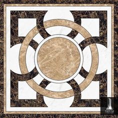 Water Jet Medallion - DHY stone,granite and marble supplier,china stone factory,. Stone Mosaic Tile, Mosaic Tiles, Marble Texture, Tiles Texture, Floor Patterns, Tile Patterns, Masonry Work, Marble Pattern, Stone Flooring