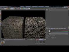 Cinema 4D Tutorial - Realistisches Rendering/Normal maps - YouTube