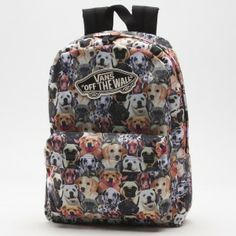 Vans x ASPCA Realm Backpack
