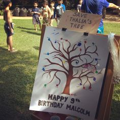 A Crafty Percy Jackson Birthday Party | MalMal Our Inspiration