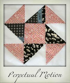 Block of the Month: February Perpetual Motion