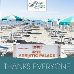 Thanks everyone for making the summer of 2014 such a great one! Stay tuned to our Facebook page and come back next year http://www.hoteladriaticpalace.com/