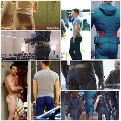 Chris ❤️ Evans has a great ass created by Kimberlydyan Christopher Evans, Peggy Carter, Marvel Universe, Marvel Dc, Robert Evans, Le Male, Chris Evans Captain America, Steve Rogers, Chris Hemsworth