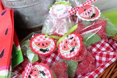 "Photo 1 of 10: Watermelon / Summer ""Watermelon Picnic Party"" 