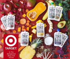 2 for $4 SALE at Target through 11/26! Have you seen the new refrigerated baby food section at select Target stores? (It is in the baby aisle near the diapers). Why does our food need to be refrigerated? Because it is FRESH!