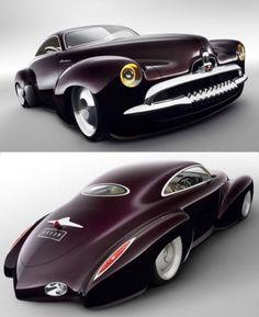 dream of a car!