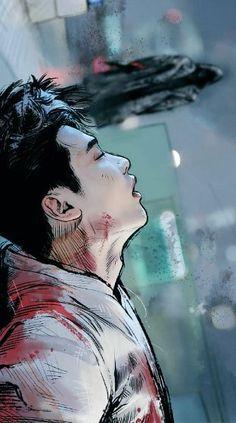 Ama ama ama W Two Worlds Wallpaper, World Wallpaper, Lee Jong Suk Cute, Lee Jung Suk, Manhwa, W Two Worlds Art, W Korean Drama, Korean Art, Entertainment