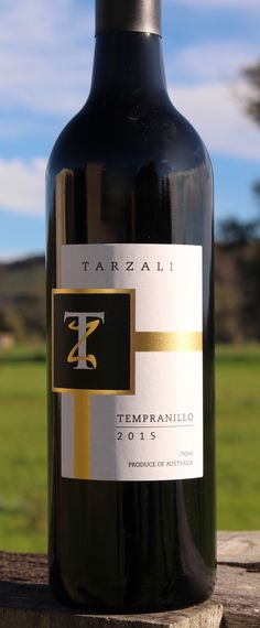 2015 Tempranillo by Tarzali in the Strathbogie Ranges Wine Region of Victoria