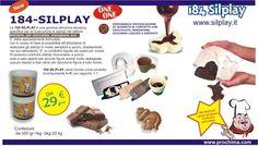 Vuoi creare simpatici cioccolatini di natale? Con 184-SILPLAY di PROCHIMA puoi farlo!  GOMMA SILICONICA SILPLAY 184 PER STAMPI ALIMENTARI Idonea alla realizzazione di stampi antiaderenti per cioccolato, zucchero liquido e marzapane.  #prochima #siliconrubber #modelling #hobby #Christmas #Chocolates #faidate #homemade
