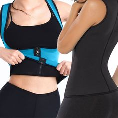 947f2e266fb Womens Hot Sweet Shoulder Slimming Loss Weight Vest Underbust Corset  Workout Waist Trainer Cincher Girdle with
