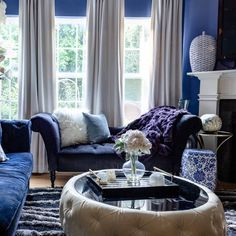 Learn how to fix these common living room layout mistakes with easy-to-do furniture arrangement solutions that will make your room beautiful. House Color Schemes, House Colors, Farrow Ball, Behr, Pantone, Decorating Small Spaces, Decorating Ideas, Decor Ideas, Trending Paint Colors