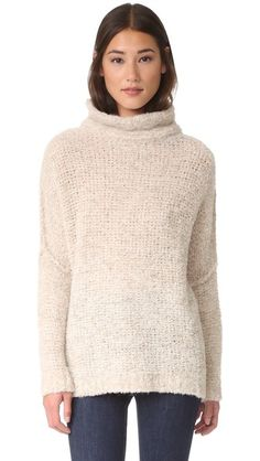 Free People She's All That Pullover Sweater