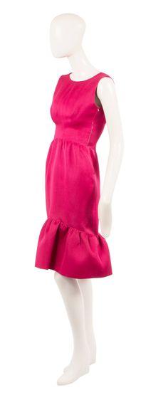 A Balenciaga haute couture dress, circa 1965