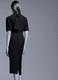 Elise Crombez by Karim Sadli for The Gentlewoman #5 S/S 2012