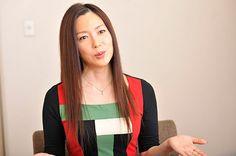 Mayumi Wakamura 若村麻由美