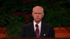 Today - Elder Lance B Wickman- general-conference