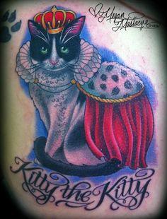Tattoos - Megan Massacre