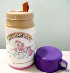 The weird taste any drink had when you drank it out of your lunchbox thermos - I loved these...but this is so true.
