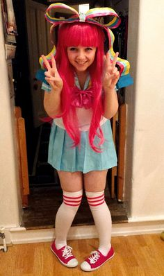 This is the best giffany cosplay!