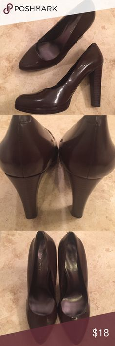 Shoes Brown Nine West heels. Great condition, like new. Nine West Shoes Heels