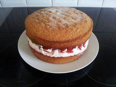Tasty Victoria Sponge Cake