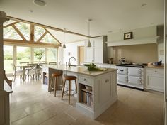 Teddy Edwards & the cookery school - Orchard House Interiors