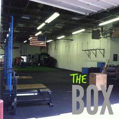 A CrossFit Box