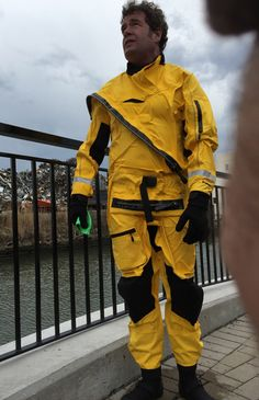 What to Wear to Swim in America's Most Polluted Waters. A swim with sewage aims to call attention to cleaning up the Gowanus Canal, and other polluted waters in the U.S.