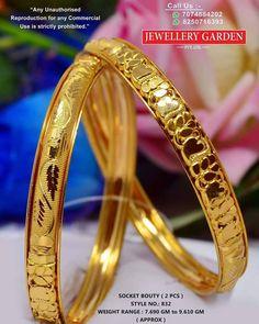 Gold Bangles, Gold Jewellery, Jewelery, Bracelets, Garden, Instagram Posts, Style, Gold Jewelry, Jewlery