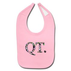 SICKIE THREADS | QT AND CUTE - Baby Bib