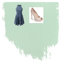 """""""going out"""" by hannahmartle on Polyvore featuring Fendi and WithChic"""