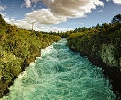 The River Wild...