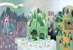 Atlas of Fairy Tales -  Claudia Bordin