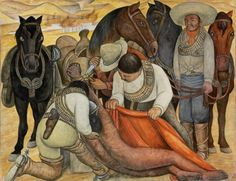 Diego Rivera: Liberation of the Peon, Mexican Modernism