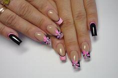Татьяна Татьяна - Фотография из альбома | OK.RU Fabulous Nails, French Nails, Pink Nails, Coffin Nails, Cute Nails, Hair And Nails, Nail Colors, Nail Art Designs, Style Me