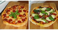 Minun avomieheni on ollut ihan omaa luokkaansa pizzan teossa aina ja meillä valmistuukin harva se viikonloppu mitä herkullisimpia kotipi...