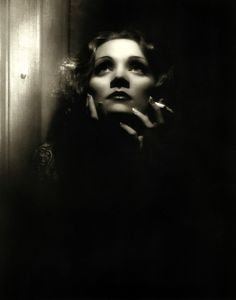 Cinema Style File--Marlene Dietrich's Key Light in 1932's SHANGHAI EXPRESS | GlamAmor